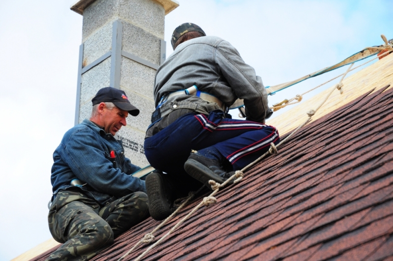 the right type of roof shingles